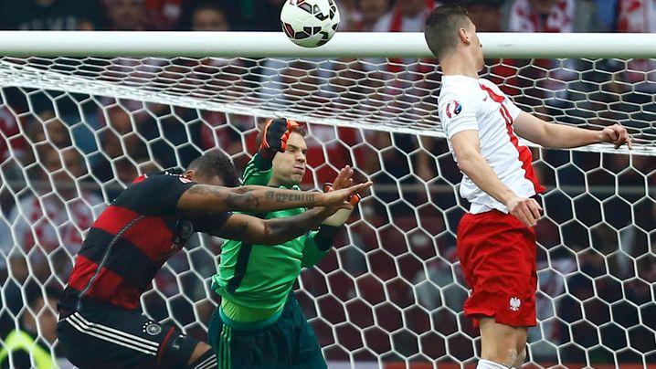 Das deutsche Team in der Einzelkritik: Ein Debütant überragte alle