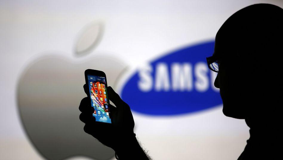 Zeitweilig 50 Verfahren gleichzeitig: Apple und Samsung legen nun ihren jahrelangen Patentstreit bei