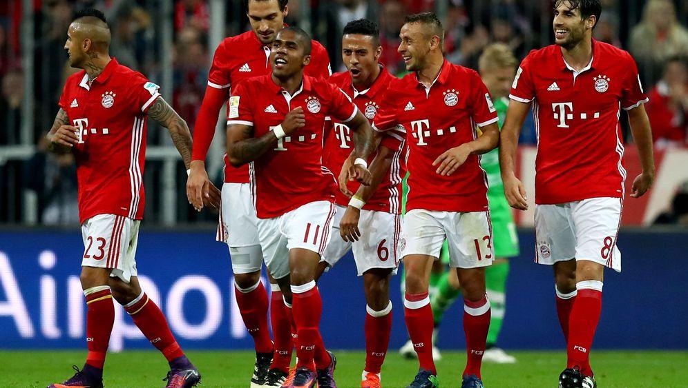 Fußballbundesliga: Das große Sponsorenranking - von FC Bayern bis RB Leipzig