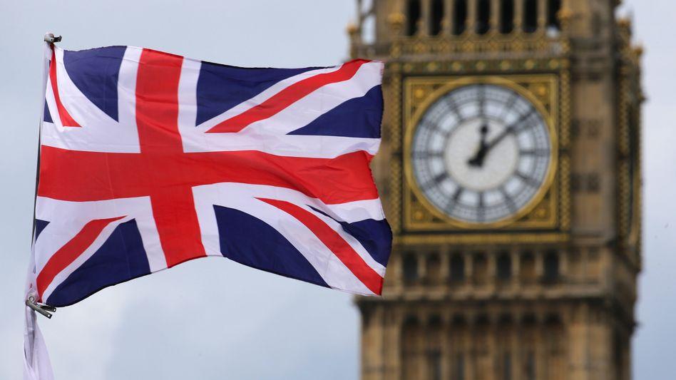 Big Ben in London: Die Briten bereiten sich auf die Zeit nach der EU vor - die Finanzmärkte ebenfalls