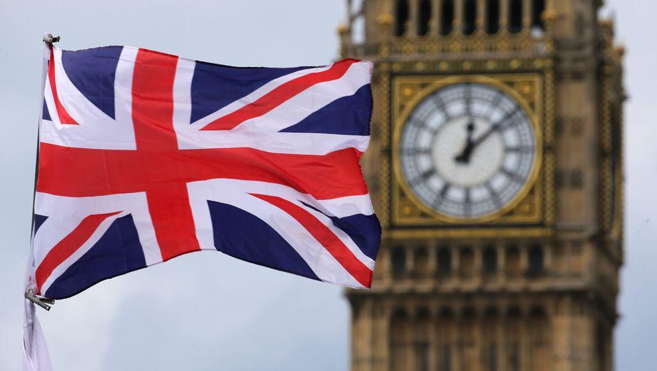 Diese Uhr ist nicht zu verkaufen: Aber das fallende Pfund hat einen Run auf Luxusuhren in London ausgelöst. Das Fenster für Luxus-Schnäppchen könnte aber bald schließen, denn die Preise ziehen an