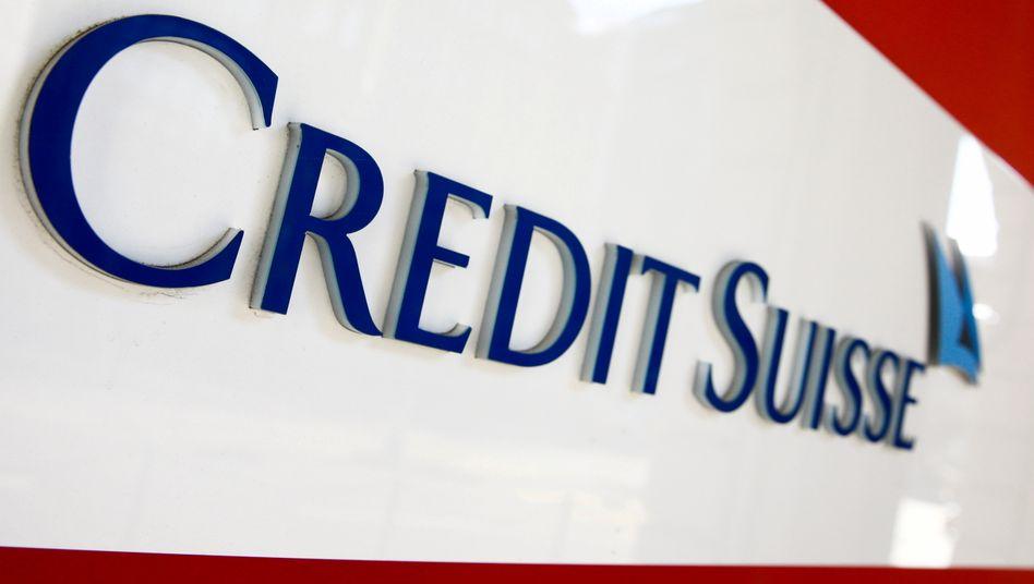 Hohe Risiken unter dem Hochglanz-Logo: Die Doppel-Debakel bei Archegos und Greensill dürften den Risikochef der Credit Suisse den Job kosten