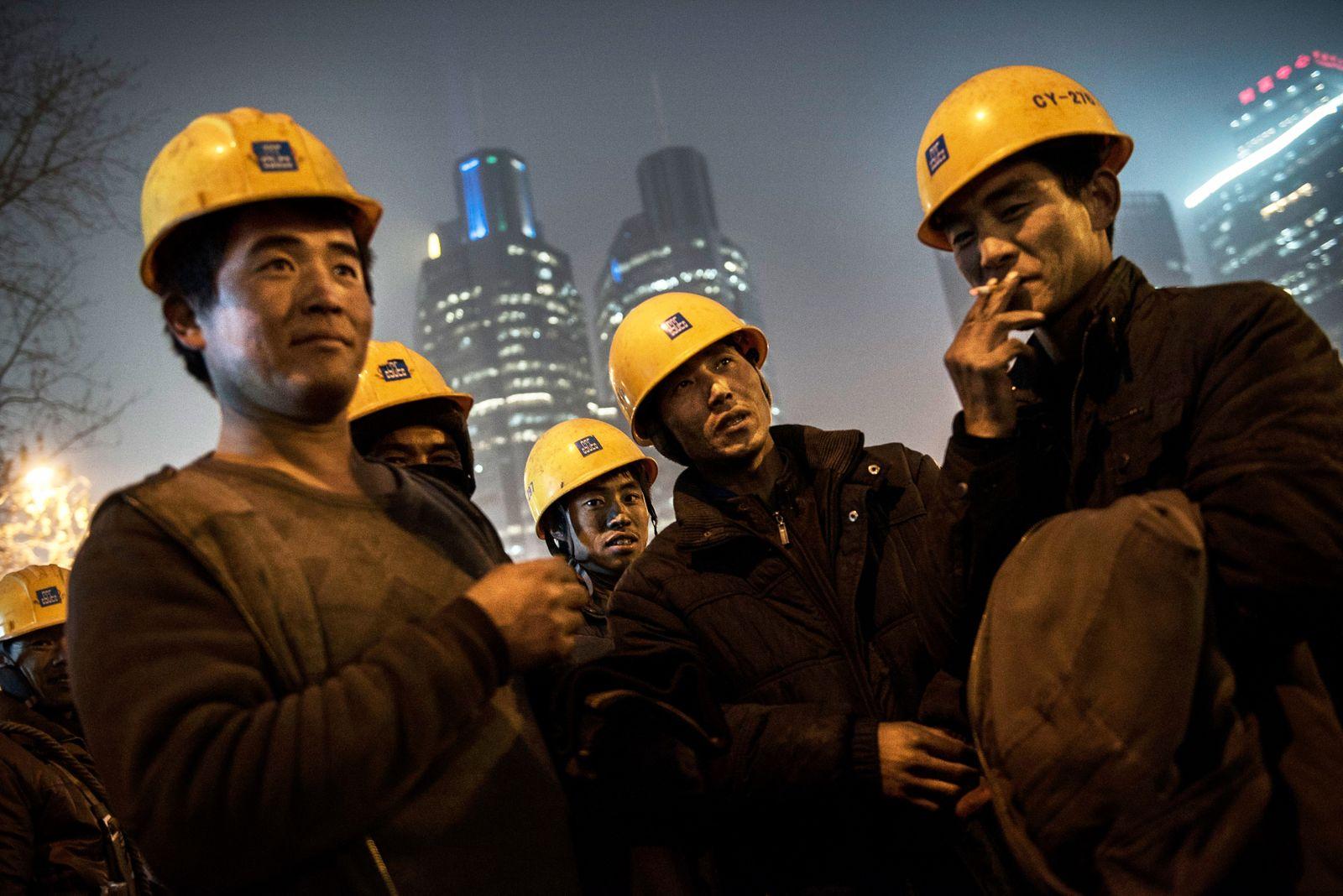China / Konjunktur / Industrie / Arbeiter / Wirtschaft