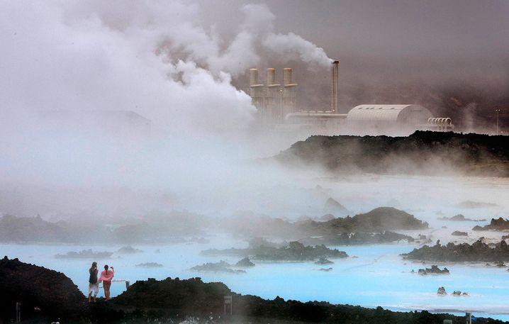 Geothermiekraftwerk Svartsengi: Island plant ein 1000-Kilometer-Stromkabel nach Schottland
