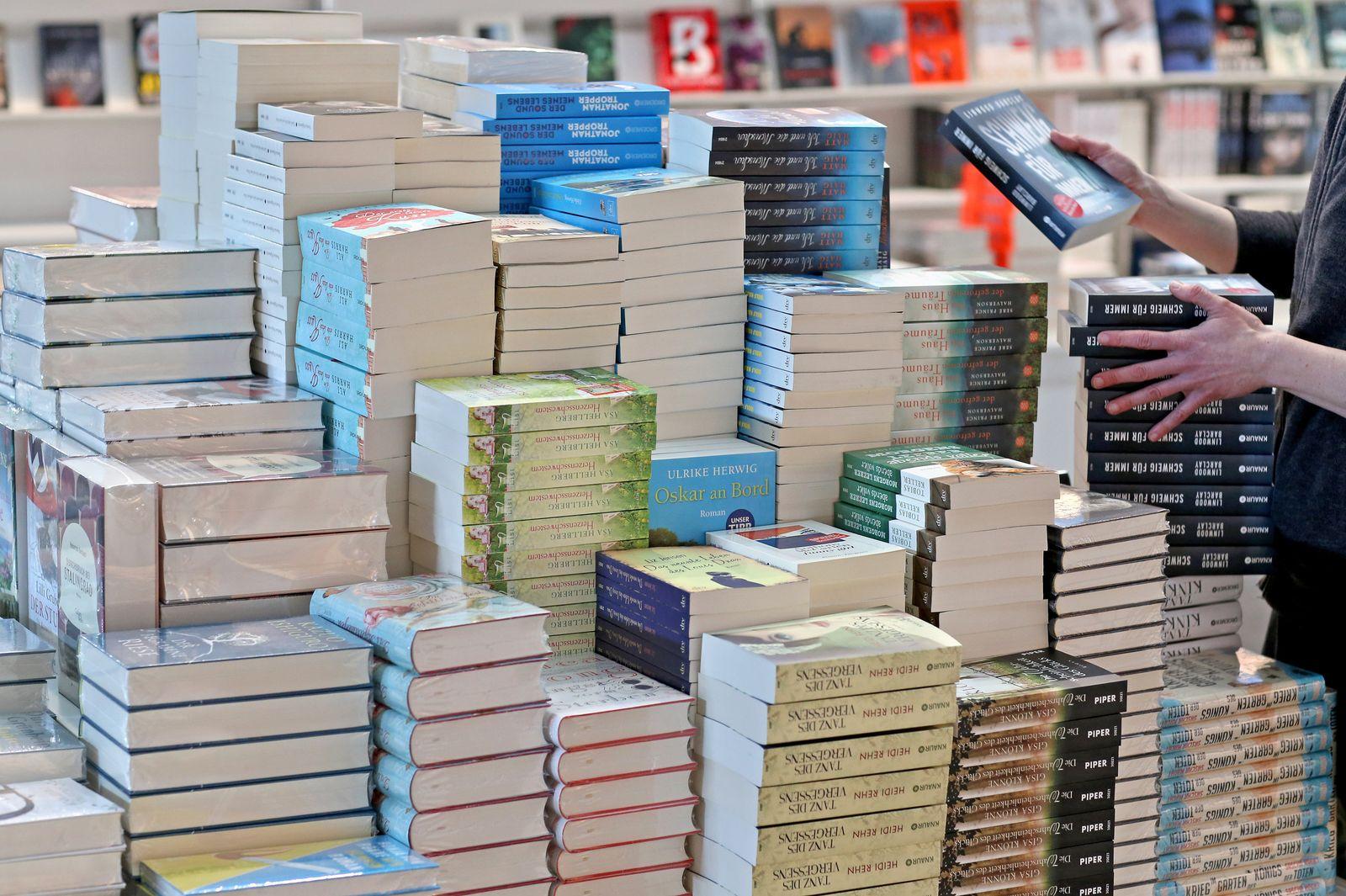 Bücher/ Leipziger Buchmesse