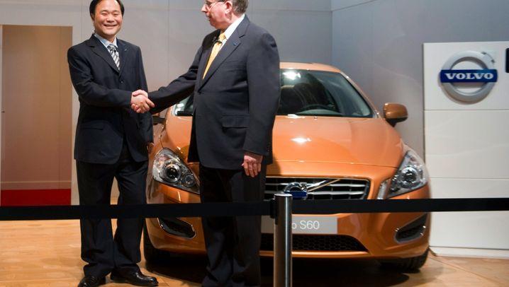 Geely kauft Volvo: Angriff in der Oberklasse