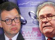 Alte Bekannte: SWX-Präsident Reto Francioni (l.) und Werner Seifert kennen sich aus ihrer gemeinsamen Vorstandszeit bei der Deutschen Börse AG