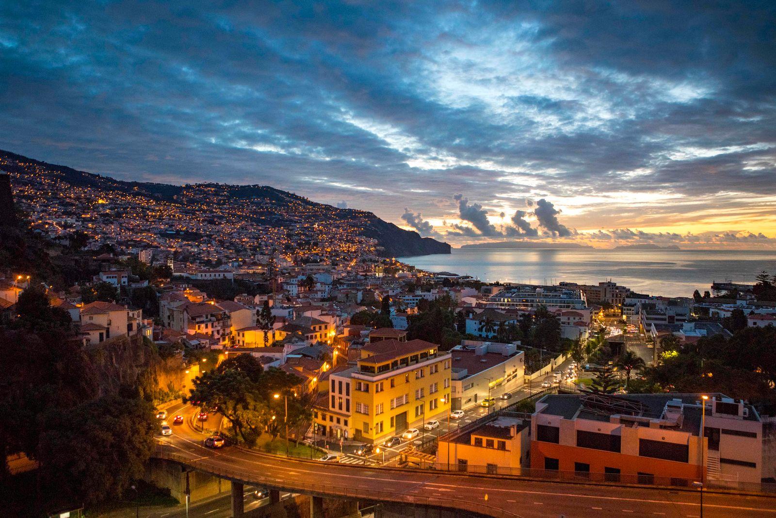 Madeira:Einreise für Geimpfte und Genesene ohne Testpflicht