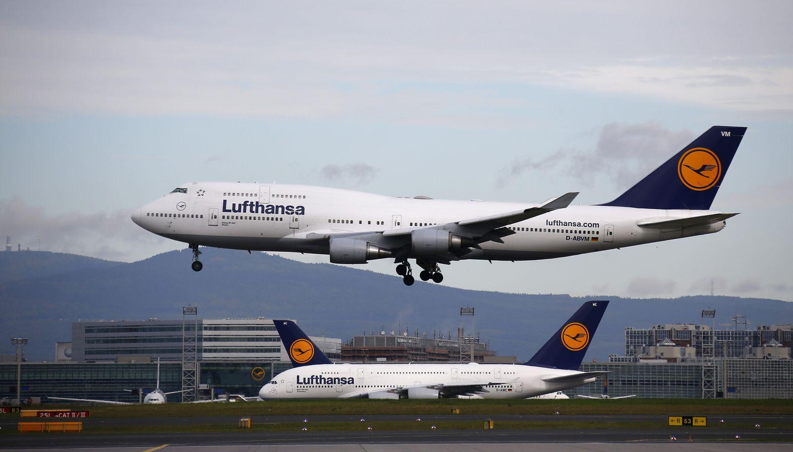 Lufthansa Frankfurt