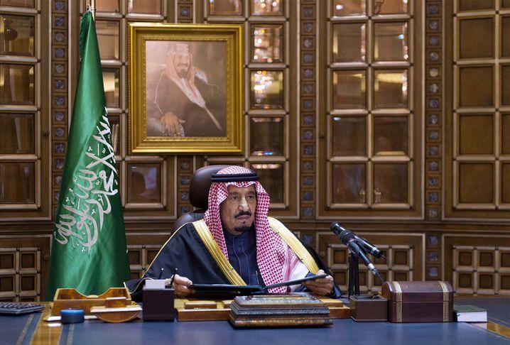 Saudi-Arabiens neuer König Salman: Lieber Marktanteil sichern als Preis verteidigen