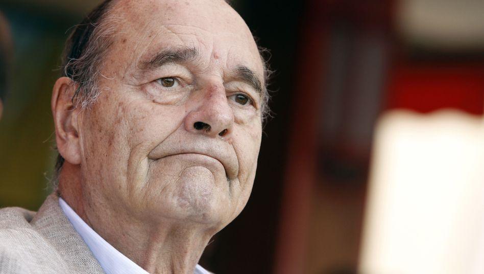 Jacques Chirac ist im Alter von 86 Jahren gestorben