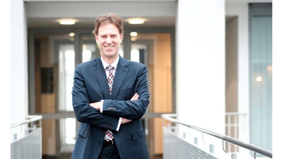 Frühstart: Thomas Dannenfeldt war schon ohne Mandat aktiv
