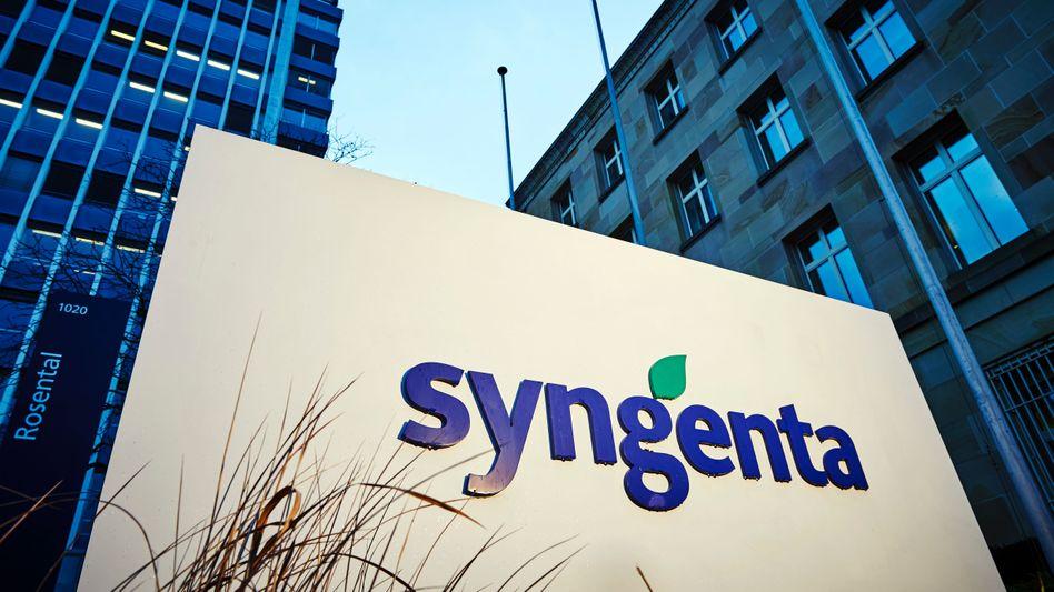 Syngenta-Zentrale in Basel