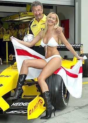 Formel-1-Legende:Eine der schillerndsten Figuren des Motorsports, Ex-Rennstallbesitzer Eddie Jordan, wird Hedgefondsmanager
