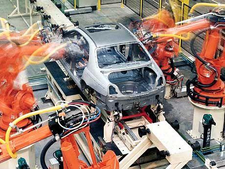"""""""Vereinzelte"""" Probleme mit Zulieferern: Produktion des Rover 75"""