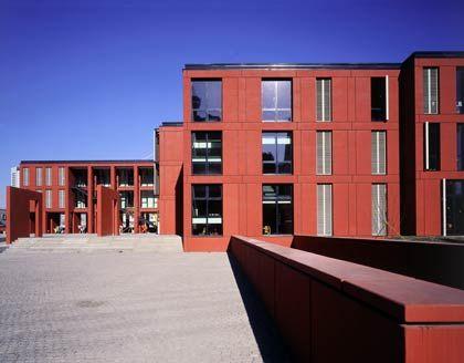 Brückenkopf: Mit der Deutschen Schule in Peking fing das GMP-Engagement in China an