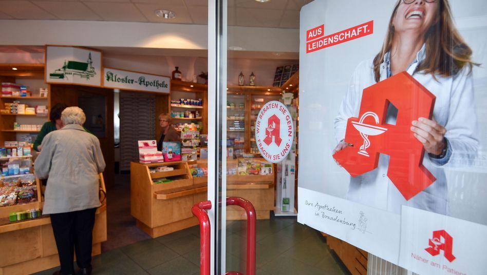 Apotheke in Brandenburg: Die Onlineapotheke Doc Morris geht auf Partnersuche