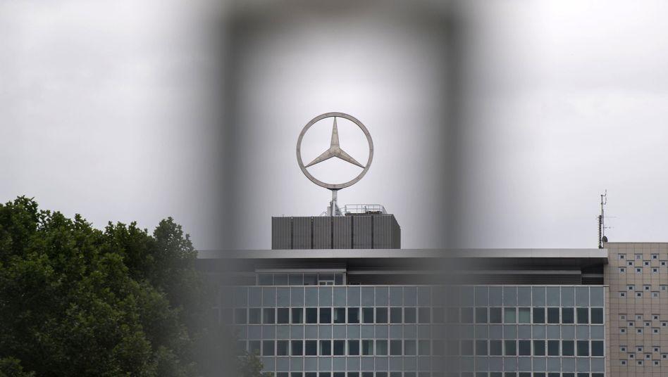 Daimler sichert sich eine neue Kreditlinie in Höhe von 12 Milliarden Euro