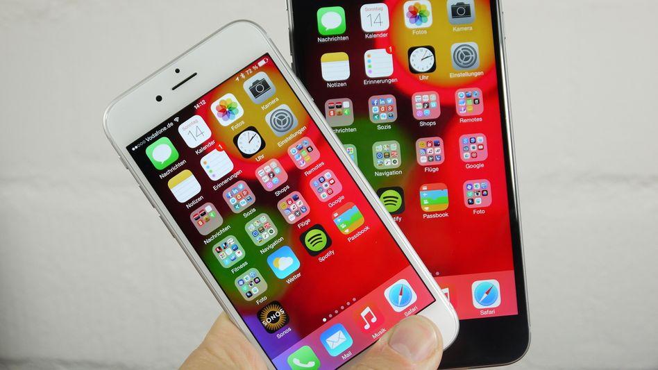 iPhone 6 und iPhone 6 Plus: Keine Netzverbindung mit neuem iOS
