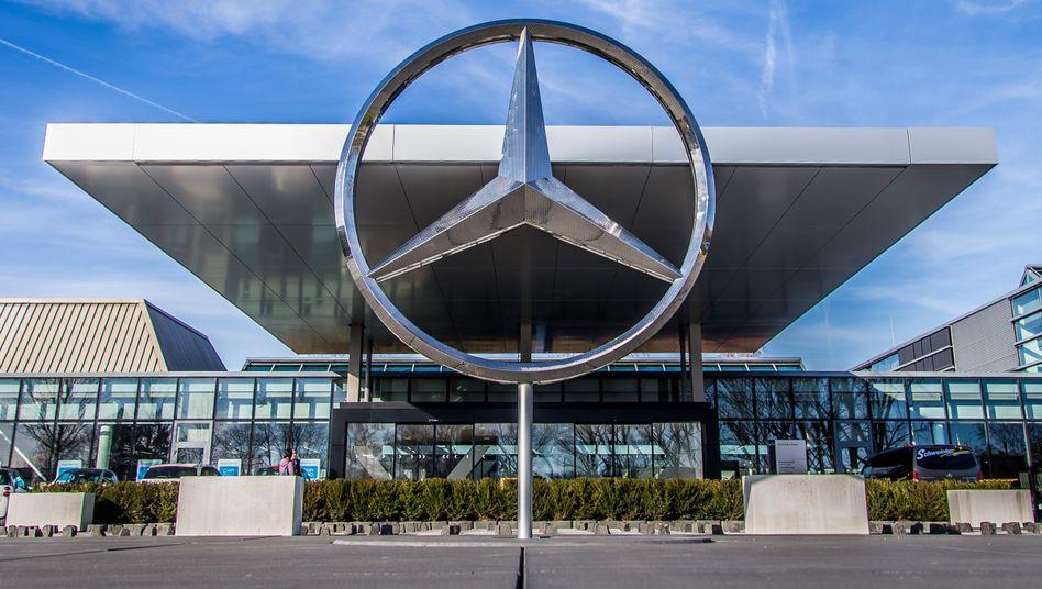 Daimler-Werk in Sindelfingen: Zwei Drittel des geplanten Stellenabbaus soll in Deutschland stattfinden