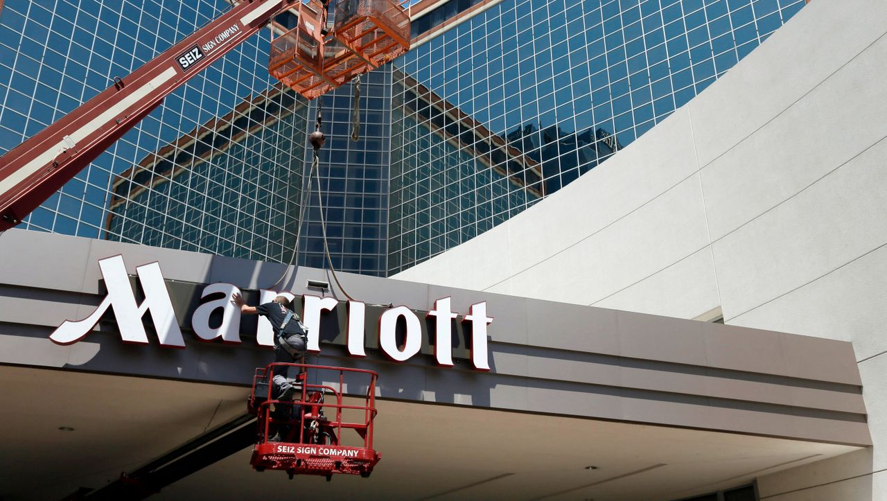 Corona-Krise lässt Umsatz bei weltgrößter Hotelkette einbrechen - manager magazin - Unternehmen