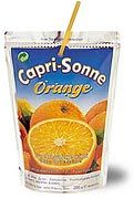 Klassiker: Capri-Sonne Orange