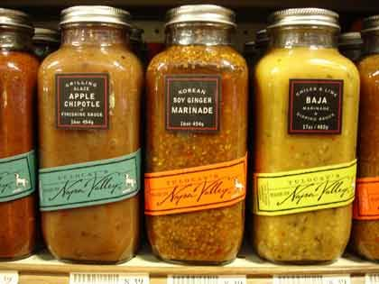 "Trend ""Echtheit siegt"": Tulocay's Sauce & Marinade"