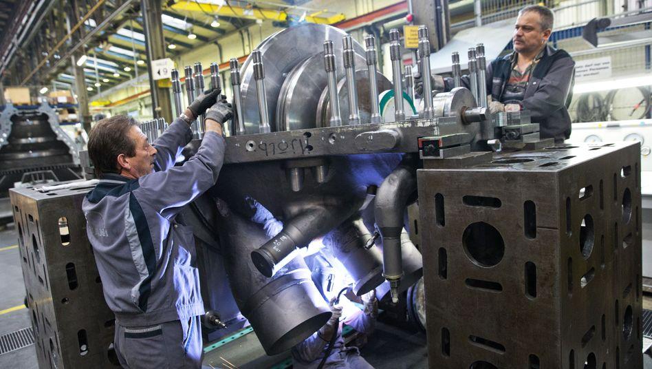 Deutsche Wirtschaft: Bessere Stimmung bei deutschen Unternehmen