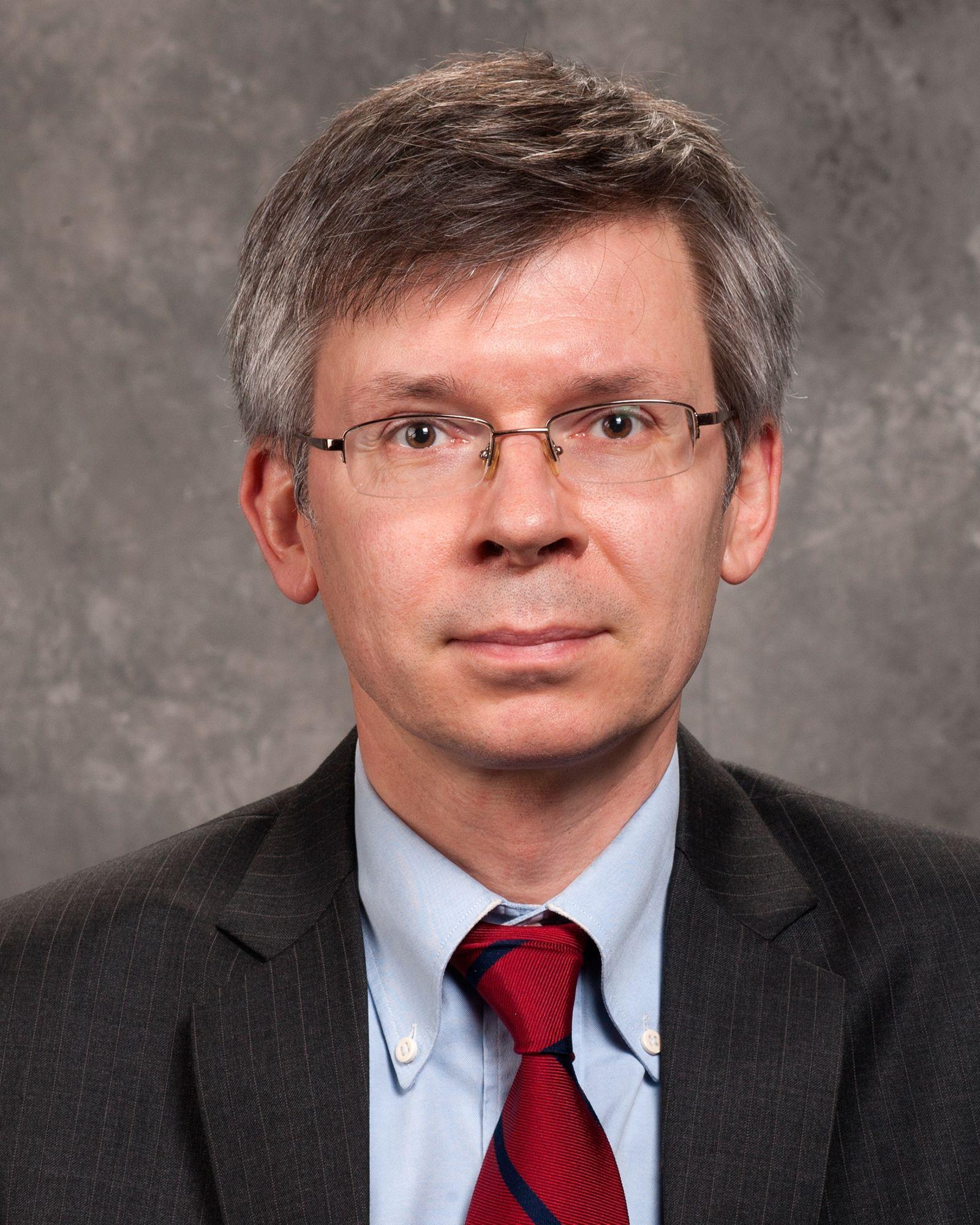 Thomas Laubach / Federal Reserve Board