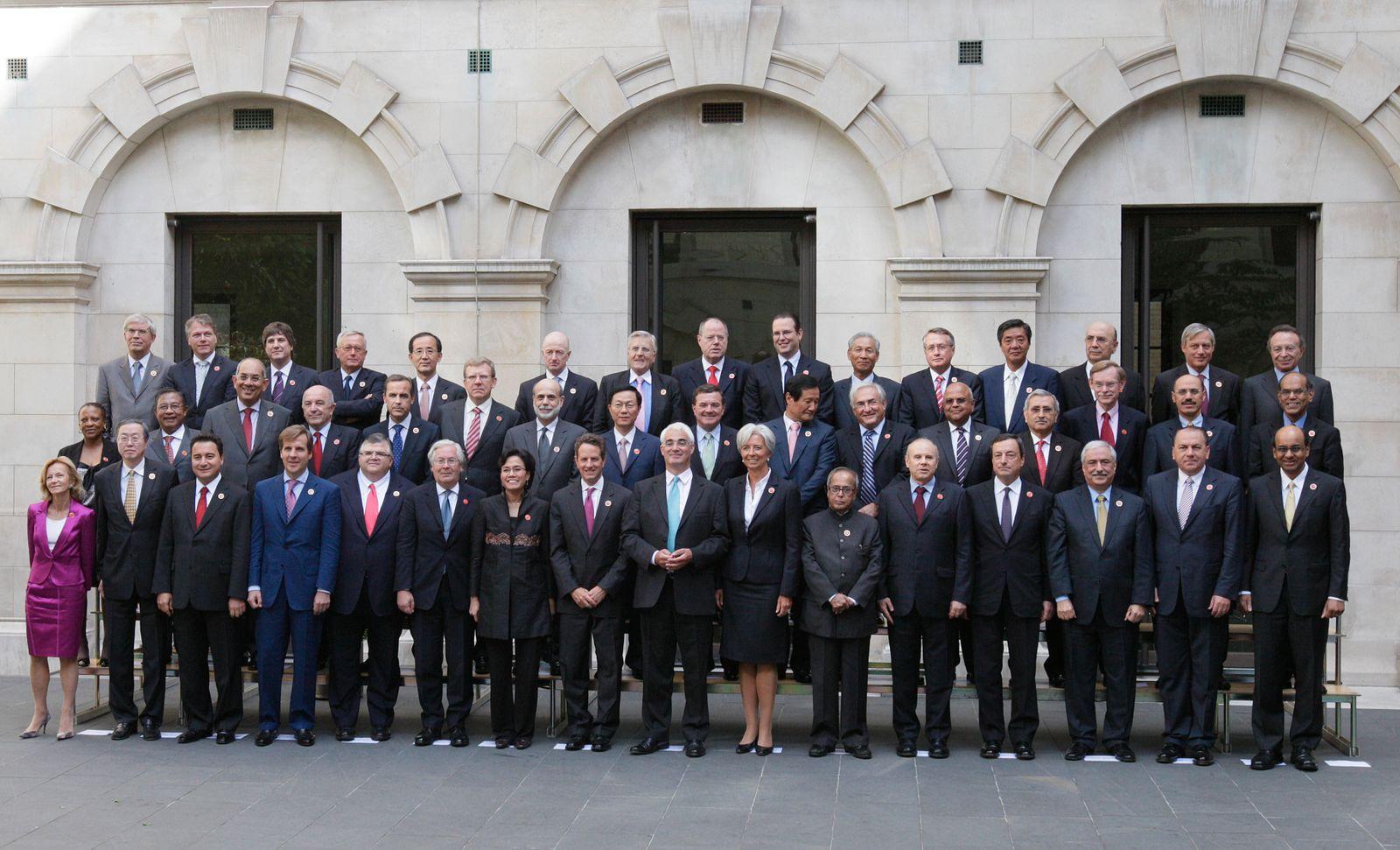 london g-20 2009