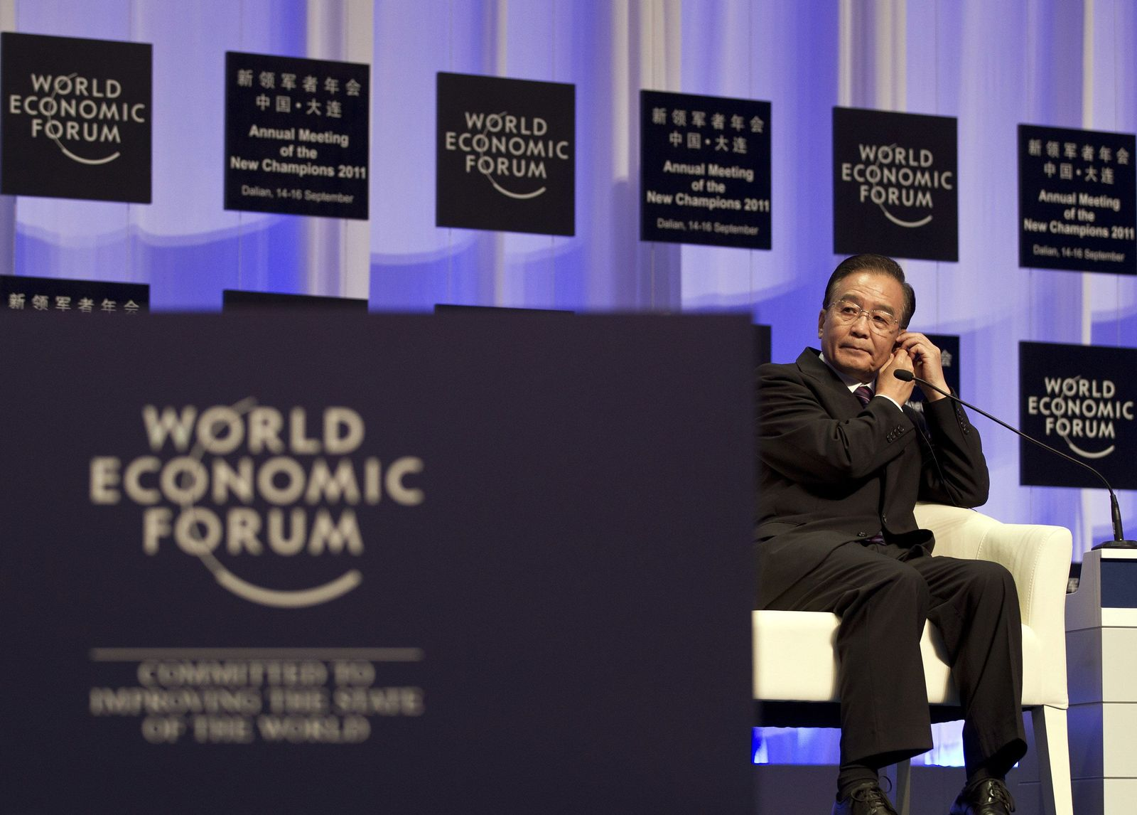 China Economy Wen Jiabao