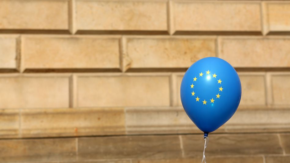 Europa-Luftballon