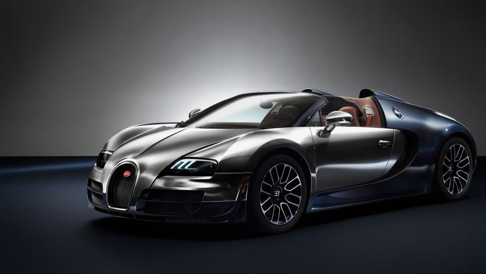 Produktionsende für Supersportwagen: Die bekanntesten Bugatti Veyron-Fahrer