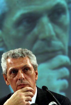 M. Tronchetti Provera CEO Telecom Italia Gesamtbezüge 2003: 5,93 Mio. Euro (Platz 10 im Stoxx) Wertschaffung: 5,0 Prozent* * Durchschnitt im Stoxx: 13,8 Prozent