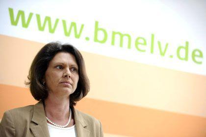 Verbraucherschutzministerin Aigner: Gegen Genmais, für Genkartoffeln