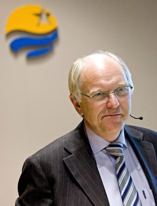 """Vattenfall-Chef Josefsson: """"CCS-Technologie ist eine Schlüsselentwicklung, um das Ziel der CO2-freien Stromgewinnung zu erreichen"""""""