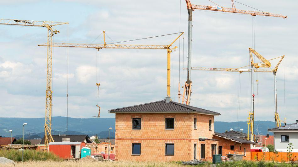 Beim Baukindergeld soll es für den Bezug jetzt doch keine Wohnflächen-Obergrenze geben
