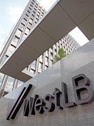 Verstoß gegen das Kreditwesengesetz? WestLB-Zentrale in Düsseldorf