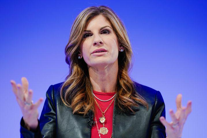 Gibt ihren Posten nach sechs Monaten wieder ab: SAPs Co-CEO Jennifer Morgan