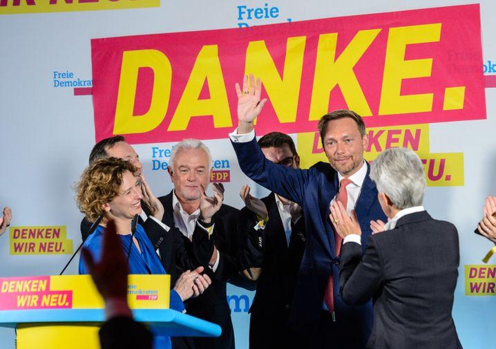 """Eine """"Lernphase der FDP"""" erwartet Berenberg-Volkswirt Holger Schmiedung in der Europapolitik"""