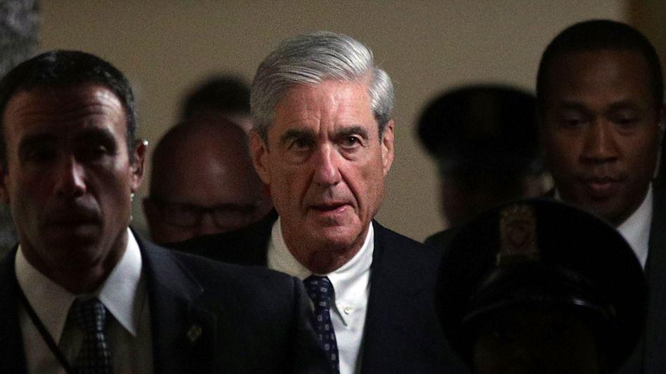 Robert Mueller: Sein Auftritt im US-Kongress wird ein riesiges Spektakel werden, sagen Experten