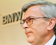 BMW-Chef Milberg: Strammer Blick nach vorn