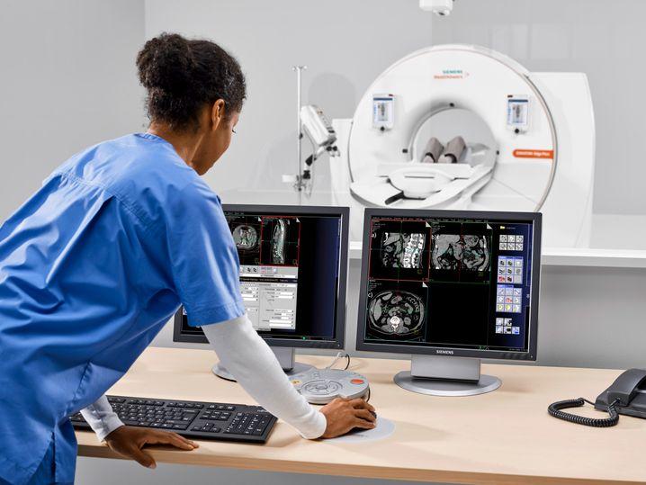 Computertomograph von Siemens Healthineers