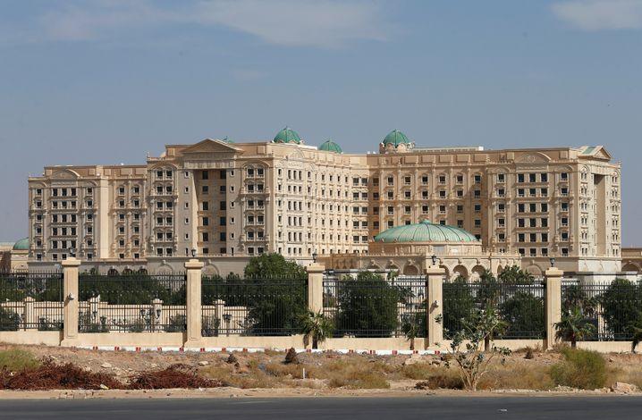 Luxusknast Ritz-Carlton in Riad: Die BBC hat sich dort umgeschaut
