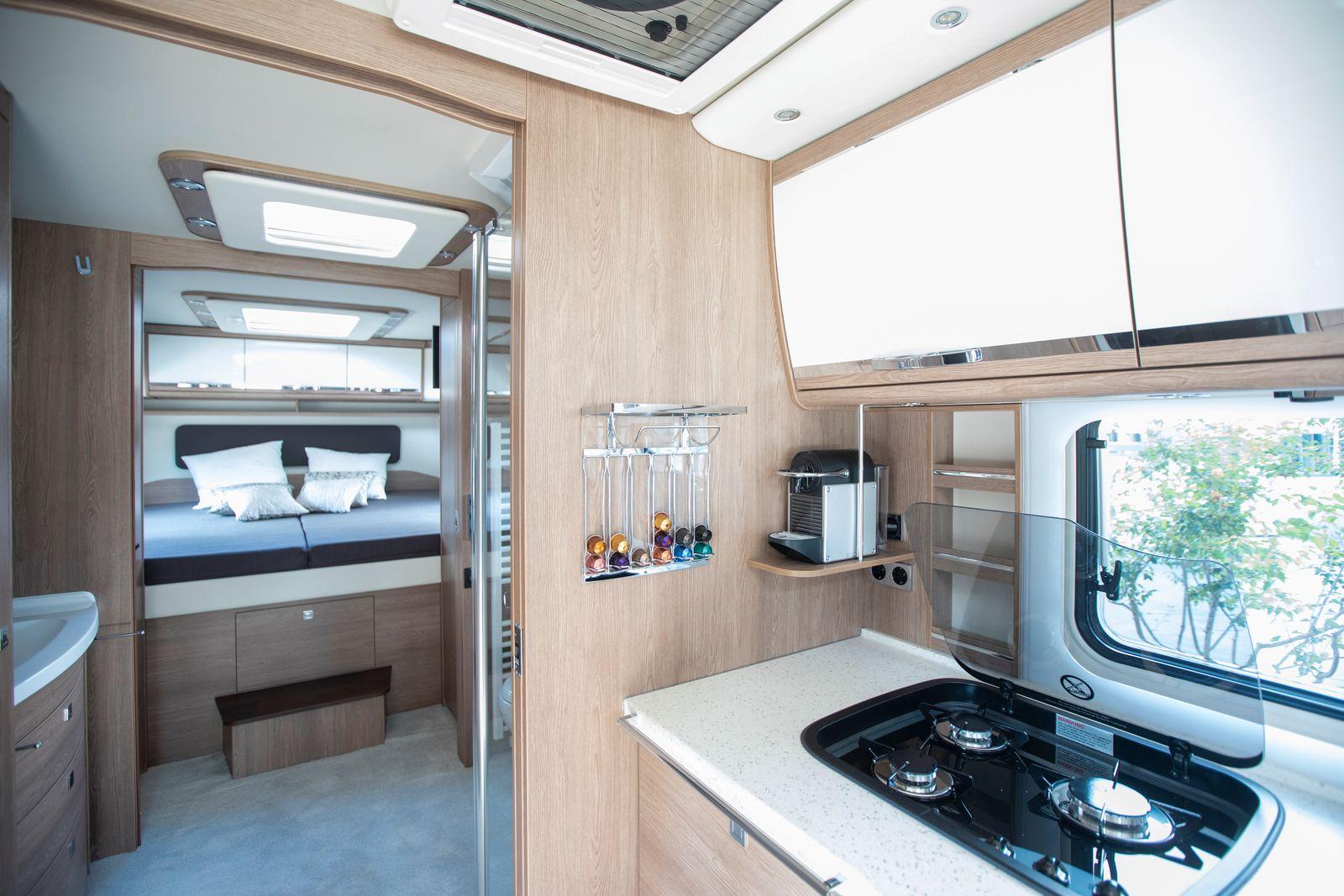 First-Class Reisemobil Morelo Palace 90 LS / Innenansicht
