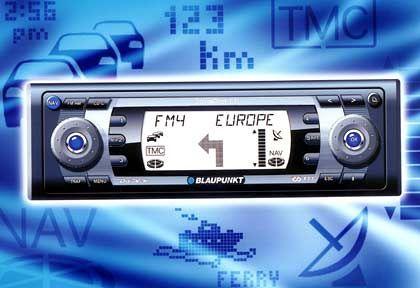 TravelPilot E1: Das Gerät von Blaupunkt kostet rund 700 Euro