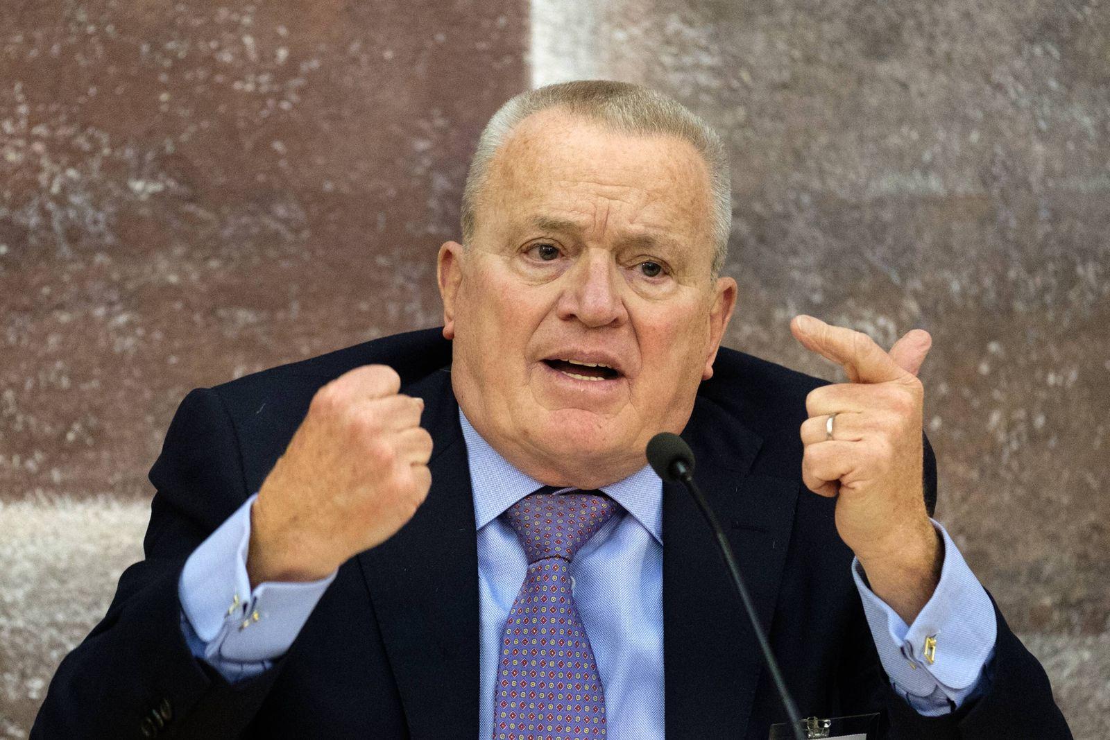 Thomas SATTELBERGER MdB FDP ehemaliger Personalvorstand bei der Deutschen Telekom AG und Contine