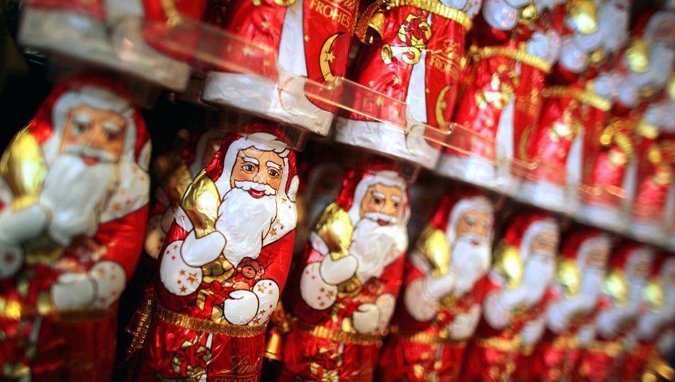 Ho, ho, ho: Bald ist alles aus