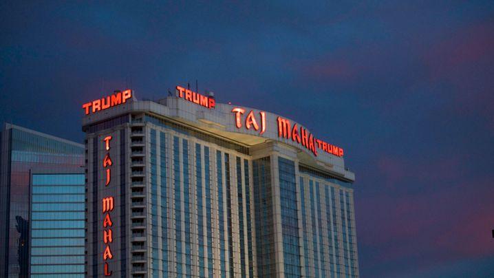 Atlantic City: Trumps altes Kasino schließt