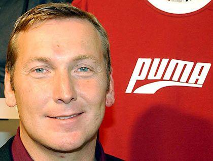 Seit zehn Jahren im Amt: Puma-Chef Jochen Zeitz